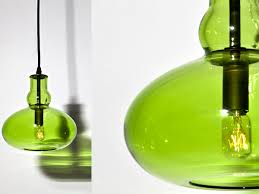 green tree lights lighting