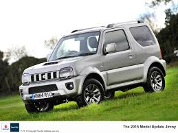 suzuki jeep 2012 2017 suzuki jimny mini suv to take evolutionary route