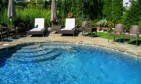 interior fascinating backyard landscaping ideas swimming pool