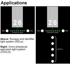 runway end identifier lights airport lighting company reil odals aviation lights