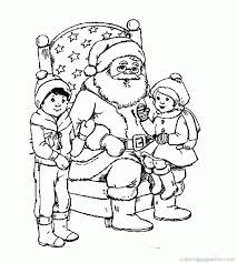 lego santa colouring pages coloring