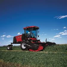 sickle bar headers windrowers case ih