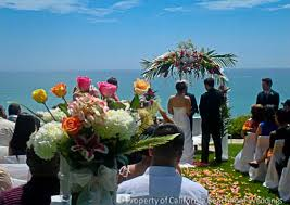 wedding venues orange county southern california beachfront weddings orange county san