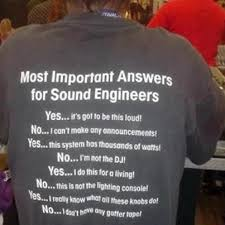 Audio Engineer Meme - quotes about sound engineering 13 quotes