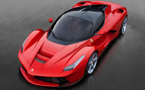 how much are ferraris in italy laferrari top view