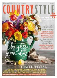 country style magazine july edition be a fun mum