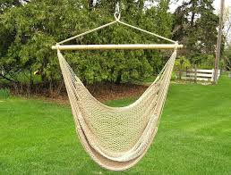 swinging hammock chair parachute canvas garden swing hammock chair