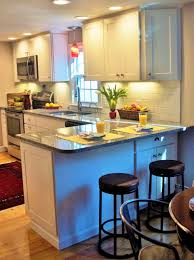 Small Kitchen Seating Ideas Kitchen Peninsula For Small Kitchens Picgit Com