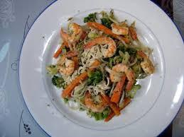 cuisine thailandaise recette recette de crevettes thaï