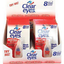 Clear Eyes Cooling Comfort Clear Eyes Vision Care Ebay