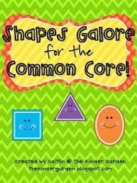 39 best shapes images on pinterest kindergarten math math
