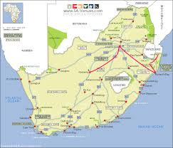 j bay south africa map africa map