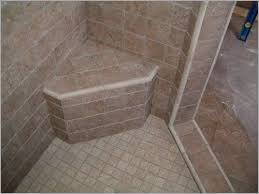 Building A Shower Bench Corner Shower Bench Tile Good Quality Design Troo