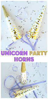 party horns unicorn party horns val event gal