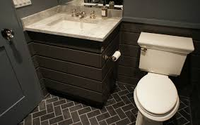 Grey Slate Tile Bathroom Gray Slate Bathroom Floor Design Ideas