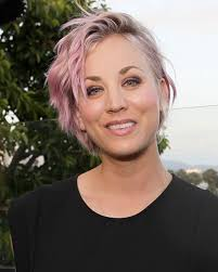 why kaley cucoo cut her hair kaley cuoco short hair google search color pinterest short