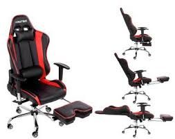 best office gaming chairs for pc video or console gamers