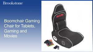 Lumisource Game Chair Boomchair Gaming Chair For Tablets Gaming And Movies Youtube