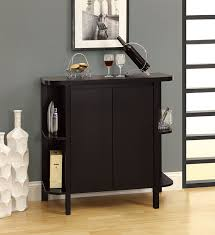 Home Bar Amazon Com Monarch Specialties Cappuccino Finish Bar Cabinet
