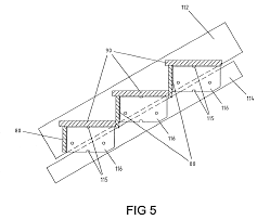 patent us6354403 adjustable stair stringer and railing google