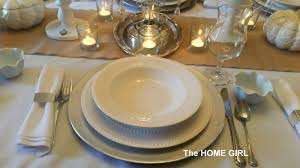 thanksgiving dinner sets the home happythanksgiving thanksgiving tablescape