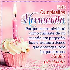 imagenes para cumpleaños de mi hermana palabras de felicitaciones para una hermana google search fotos