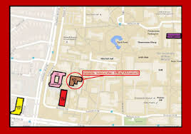 Unm Campus Map Farris Engineering Center Renovation Set To Begin This Friday July