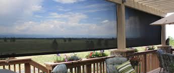 patio shades u0026 solar screens innovative openings