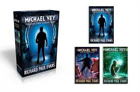 michael vey the electric collection books 1 3
