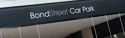 bond street chelmsford car parking and city map