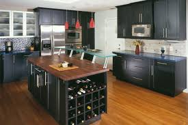 kitchen thermal foil cabinet doors cost of solid surface