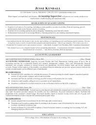 accounts payable resume objective statement accounting templates