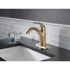 delta lahara single handle bathroom faucet with metal drain