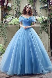quincenera dresses quinceanera dresses graceful blue tulle gown quinceanera