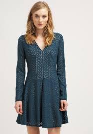 bcbg max azria royal blue dress bcbgmaxazria women knitted