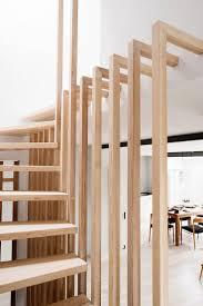 garde corps bois escalier interieur les 10 meilleures idées de la catégorie rambarde escalier sur
