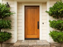 the pros and cons of a wood front door diy related to