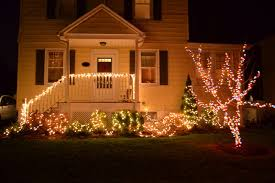 Red And White Christmas Lights Outdoor White Christmas Lights Sacharoff Decoration