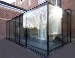 architectural glass box extensions modern glass box iq glass