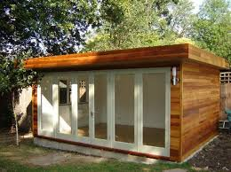 The  Best Backyard Office Ideas On Pinterest Outdoor Office - Backyard room designs