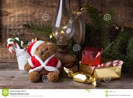 shining teddy bear christmas decorations amazing tree at the