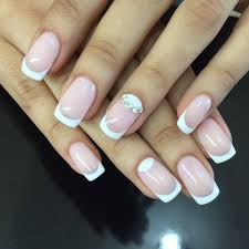 59 unique summer wedding nail art ideas to make your nails bridal