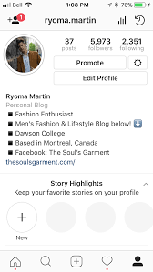 biography for instagram profile 5 practical tips you can use to improve your instagram