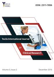 journal of pre clinical and clinical research texila american