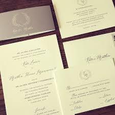 custom designed wedding invitations cotton ink welcome