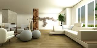 unique zen large living room with wall decoration ideas also white