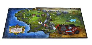Lord Of The Rings World Map by Amazon Com 4d Cityscape 4d Lord Of The Ring Middle Earth Time