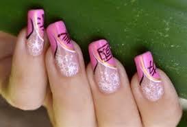 asian nail art designs nails