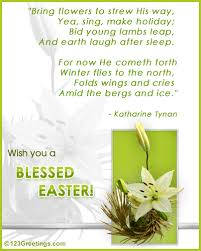 free easter poems an easter poem for you free poems quotes ecards greeting cards