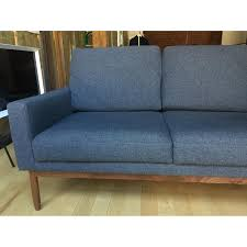 Two Seater Couch Design Within Reach Raleigh Two Seater Sofa Aptdeco